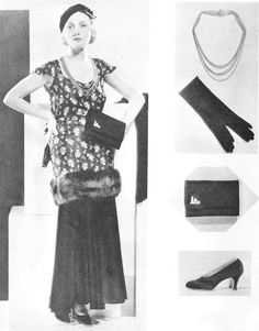 Os Anos 30 na moda representam um período em que a indústria teve que se reinventar. Após a queda da bolsa de Valores de Nova Yor...