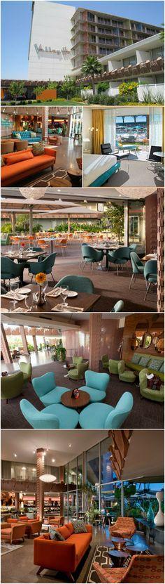 Hotel Valley Ho, Hotel Design, Hospitality, Interior Design by Bar Napkin Productions, #BarNapkinProductions