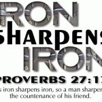 Iron Sharpens Iron. Have you ever thought about who you want to hang out with? I want to be around people who are hungry for God. They have a direction in life, but they also have this hunger for God and in this hunger for God they want to please God with their lives. Read More ==>>