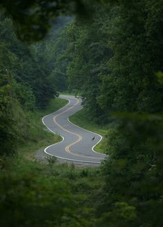Buncombe County, North Carolina,was just riding out that way,The Tail of the Dragon.