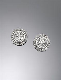 These would match my ring.. love love Diamond, Gemstone Pearl Earrings | Women's Jewelry | David Yurman