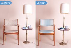 How to reupholster a chair. I already have a reupholstering tutorial pinned, but more couldn't hurt. Each chair is different!