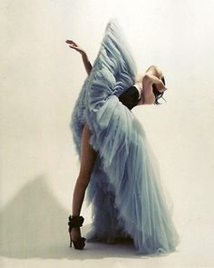 Ballet inspired Couture, nice
