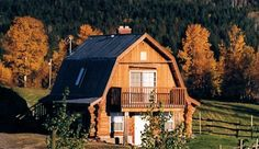 Log cabins at Spring Lake Ranch http://www.ranchseeker.com/index.cfm/pg/listing_details/id/12194/frompopup/0