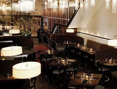 Great bar and restaurant combo. No need to go elsewhere as you have a bar/restaurant upstairs and the main dining downstairs. The menu is great for sharing.