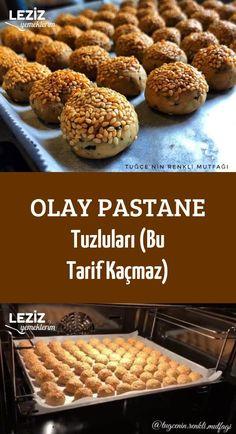Olay Pastane Tuzluları (Bu Tarif Kaçmaz)