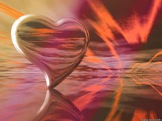 Digital Art - Mirror Heart =)