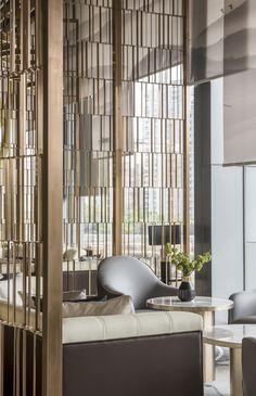 15 Interior Design Ideas of Luxury Living Rooms Luxury Interior, Modern Interior Design, Room Interior, Interior Design Living Room, Interior Architecture, Living Room Designs, Living Rooms, Contemporary Interior, Screen Design
