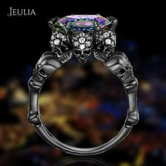 Jeulia skull ring Getting this for Christmas;)