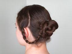 Braided Victorian Hairstyle