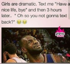 Why do girls take so long to text back