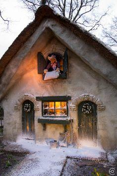Efteling - Sprookjesbos - Vrouw Holle