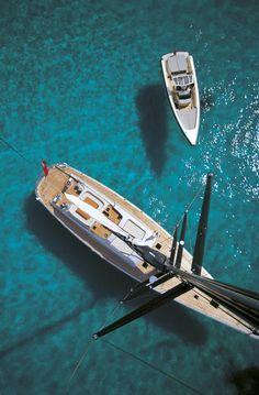 Sailing Yacht Dark Shadow | Foster + Partners