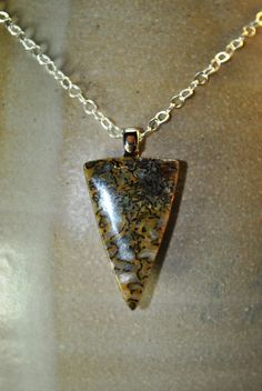 Fossilized  Dinosaur Bone Necklace pendant on by Beechtree on Etsy, $50.00
