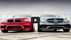 2014 BMW M5 vs 2014 Mercedes-Benz E63 AMG S