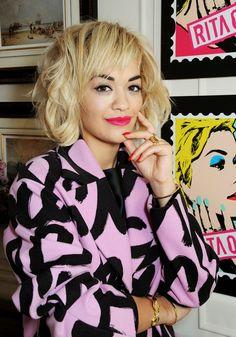 Rita Ora - Rimmel London 180 Years Of Cool Photocall in London 10 October 2013