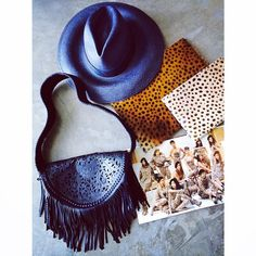 Let's talk about this for a second! All LITTLE JOE WOMAN by Gail Elliott items available at our boutiques at 20 Glenmore Rd, Paddington, Sydney Australia and 198 Jalan Petitenget, Seminyak, Bali. (Black fringe bag not yet available online). GE x #LittleJoeWoman #Accessories