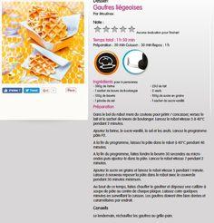 De nouvelles recettes avec le companion moulinex Prep & Cook, 20 Min, Cooking, Food, Cocktail, New Recipes, Top Recipes, Easy Food Recipes, Sweet Recipes