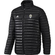 adidas Men's Juventus Light Down Soccer Jacket