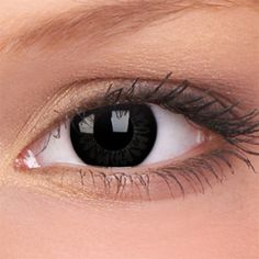 Bianca's eyes...creepy