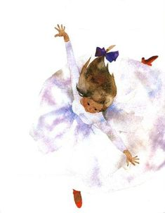 Chihiro Iwasaki free to be me. Illustration Story, Watercolor Illustration, Watercolor Art, Watercolor Pattern, Floral Illustrations, Illustrations Posters, Japanese Watercolor, Art For Art Sake, Japanese Artists