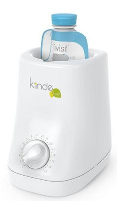 Kiinde Kozii bottle warmer is the ONLY warmer designed specifically to warm breast milk.  Warm frozen milk directly from the freezer! Preserve nutrients.