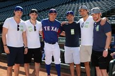 Rangers and Stars together ...nothing better!