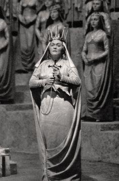 Leonie Rysanek 1958 Classical Music, Elsa, Opera, Legends, Statue, Poster, Artists, Opera Singer, Singers