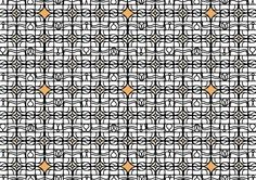 Thonet Pattern.