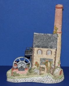 David Winter Cottages Cornish Engine House ~ The West Country Collection #babescollectibles