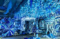 de novo ele, o fundo do mar, de novo ela, Joana Vasconcelos_Bienal Veneza 2013