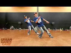 Scream - Usher / Hilty & Bosch Showcase Locking & Popping / 310XT Films / URBAN DANCE CAMP - YouTube