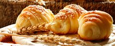 Photo about Croissants and various bakery products--Bakery Products-bread- croissants. Image of ingredient, croissants, bakery - 67105813 Fresco, Island Bakery, Dog Bread, Fruit Bread, Bread Food, Types Of Bread, Food Industry, Croissants, How To Make Bread