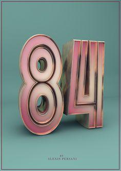 100 Creative Numbers, Alexis Persani (Paris, France)