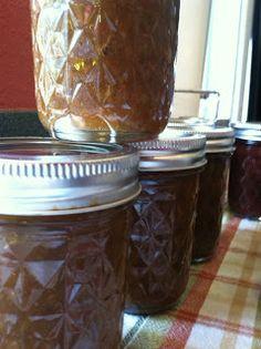 Maria's Gingerbread Jam in Jars