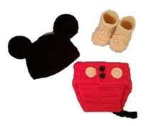 Lowestbest Cute Baby Boy Infant Mouse Costume Crochet Knit Diaper Cover Shoes Photo Prop Photography 0-12 Month 3 Piece of a Set, http://www.amazon.com/dp/B00IR5CQA2/ref=cm_sw_r_pi_awdm_ADllub04QVD8S