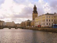 Goteborg, Sweden  Been here, loved it!
