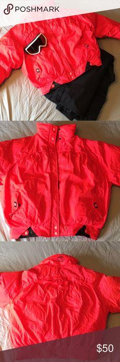 "Obermeyer ""Dreamer""Ski Jacket Hot Pink Obermeyer Prime Down Ski Jacket. Interior has zip pocket and a slip Velcro pocket. Great condition, no wear. Smoke free home Obermeyer Jackets & Coats"