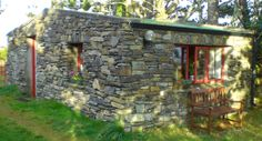 Charming boutique accomodation on the pristine Sheep's Head Peninsula in West Cork, Ireland Sheep, Gazebo, Ireland, West Cork, Outdoor Structures, Places, Houses, Website, Room