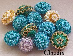 Alle meine Perlen: Viele bunte Go-Perlen