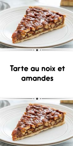 Walnut and almond tart a delicious tart for your dessert or snack. this is how to make the walnut and almond pie. Cake Recipes, Dessert Recipes, Coffee Dessert, Easy Food To Make, Coffee Recipes, Mini Cakes, Breakfast Recipes, Almond, Food And Drink