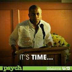 "<3 #Gus&Shawn --- Via Psych  · 2/5/2014   ""I'm done with the cog thing. It's time for me to do the Gus thing."" An all-new #Psych is on NOW!  Sync for exclusive content during the show. http://usanet.tv/PsySync"