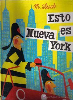 Unas vacaciones en París inspiraron a Miroslav Sasek la creación de unas guías de viaje infantiles [sic] de las grandes ciudades del mundo. Me hizo llegar Esto es París en 1958, cuando yo era editor en Londres, y enseguida continuamos con Esto es Londres. Ambos libros