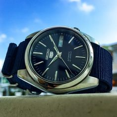 """67 Likes, 4 Comments - Affordable luxury watches. (@timecanyon) on Instagram: """"Timecanyon.com The awesome blue cocktail for the weekend . . #seiko #seikopresage…"""""""