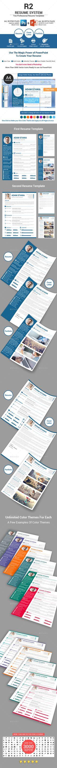 Resume Word Bundle Resume words - first resume template