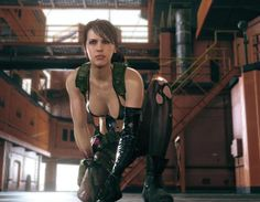 If you complete Metal Gear Solid 5 without Quiet, would you want to try again with her joining you to play the extra episodes?