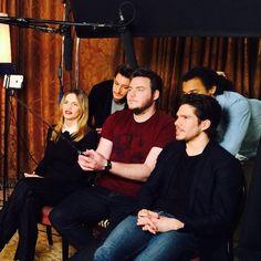 Aujourd'hui c'était tournage avec @pierreniney et toute l'équipe de #FiveLeFilm #pierreniney #nrj Bravo les mecs