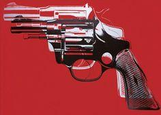 Revolvers, par Andy Warhol