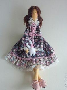 Куклы Тильды ручной работы. Ярмарка Мастеров - ручная работа. Купить Кукла тильда Изабелла. Handmade. Кукла ручной работы