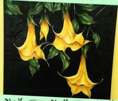 Trumpet Flower E-Packet - Judy Ribitch